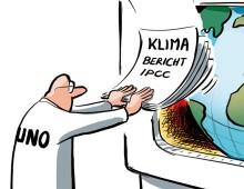 UNO Klimabericht